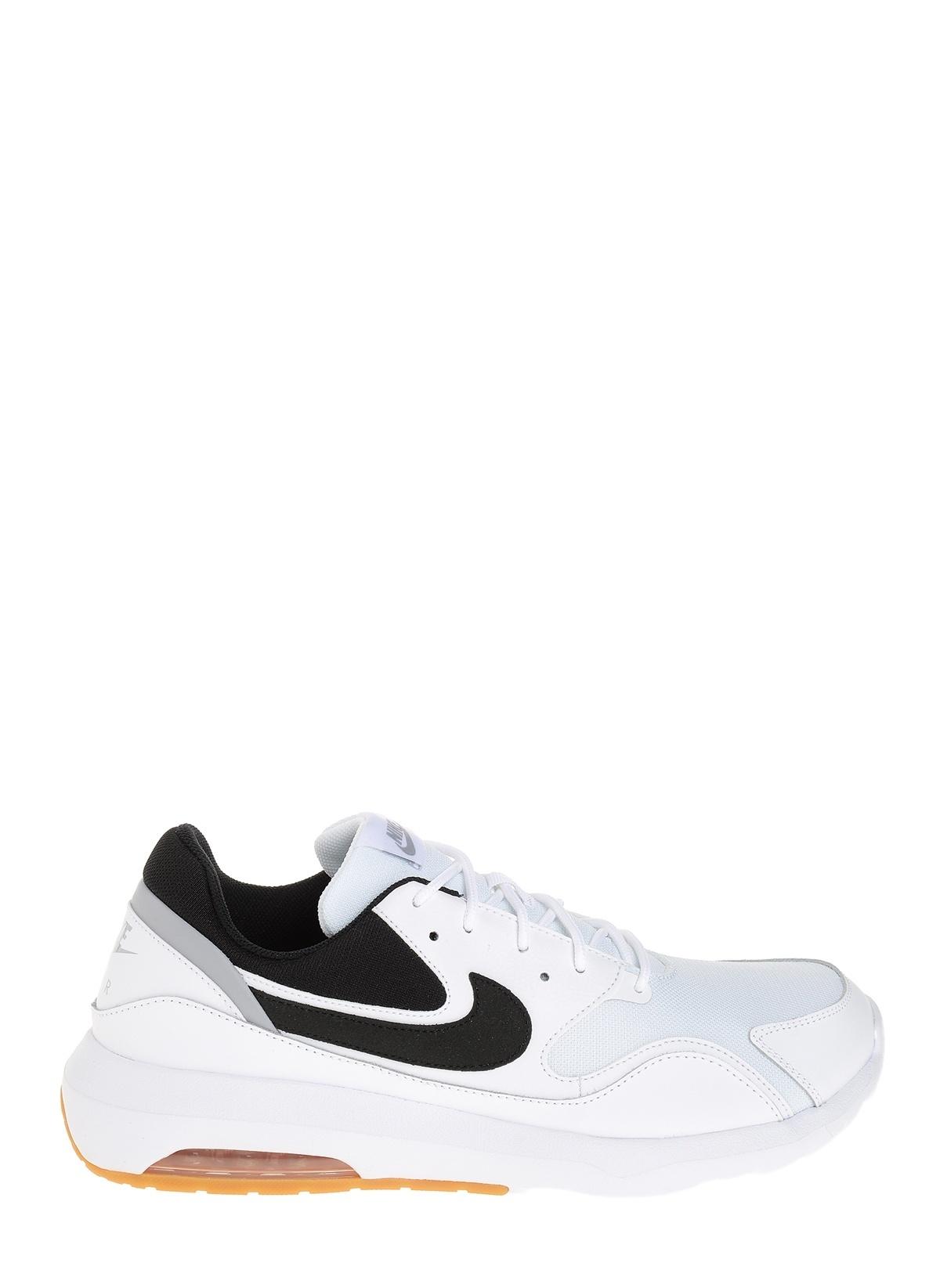 527b2668cb6 Nike Erkek Air Max Nostalgic White Black-Wolf Grey-Gum Ligh ...